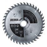 DEDRA Körfűrészlap 200x30 mm Z=60