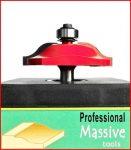 MASSIVE Plattoló maró R=9,5 50,8x12,7x8 mm