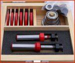 Núttárcsa készlet 47,6x8x12 mm