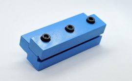Gyorsacélbetétkés tartó 20x20/TR  8-16 mm